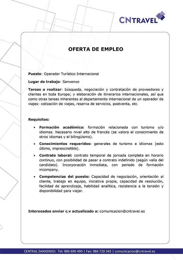OFERTA-TRABAJO-CN-TRAVEL